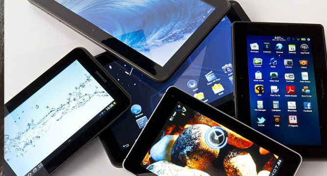 Mobile Phones & Tablets